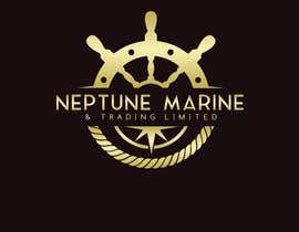 #89 cho Logo design for company- Neptune Marine & Trading Limited bởi kenko99