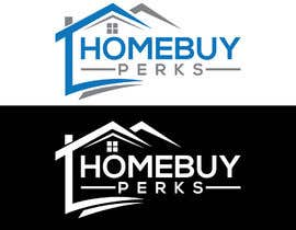 """#99 für Logo designed for real estate software company.  """"HomeBuy Perks"""".  It's a rewards platform for homeowners.  So want it to show it's a rewards platform but with an emphasis of homeowners. von ffaysalfokir"""