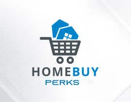 "#21 for Logo designed for real estate software company.  ""HomeBuy Perks"".  It's a rewards platform for homeowners.  So want it to show it's a rewards platform but with an emphasis of homeowners. by Waqasahmedik"