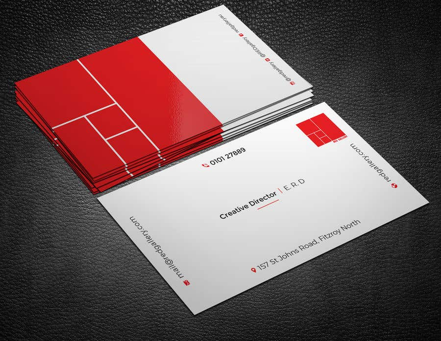 Contest Entry #108 for Print Ready Business Card - GET VERY CREATIVE!