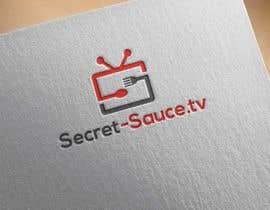 #182 untuk Secret-Sauce.TV  Logo oleh ibed05