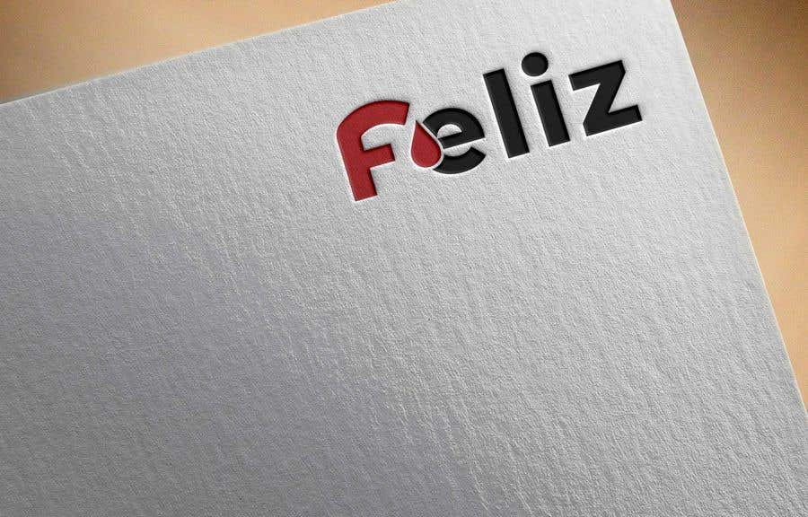 "Kilpailutyö #52 kilpailussa Design Logo to Gas Sation called ""Feliz"""