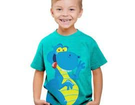 #73 para Dinosaur design for clothes de reygarcialugo