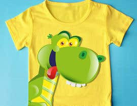#75 para Dinosaur design for clothes de reygarcialugo