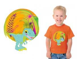 #142 for Dinosaur design for clothes by vidadesign