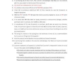 #35 para rewrite copywriting writing for my shop. de Outlier9