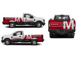 #38 para Vehicle lettering/wrap design de jhonfrie