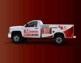 Nro 60 kilpailuun Vehicle lettering/wrap design käyttäjältä mgamal2020