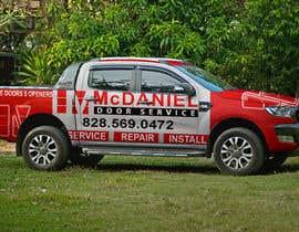 nº 50 pour Vehicle lettering/wrap design par mdshakibulislam0