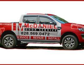 nº 51 pour Vehicle lettering/wrap design par mdshakibulislam0