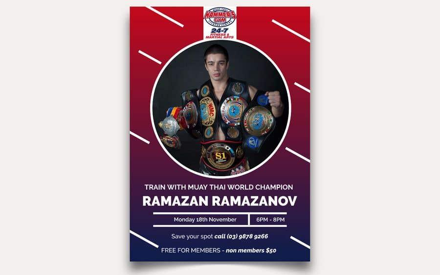 Inscrição nº 1 do Concurso para Design poster for Ramazan
