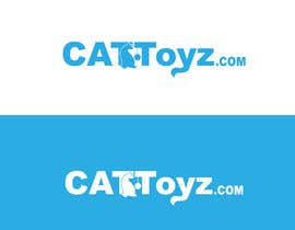 #121 para CatToyz.com Logo for new E-comm Website por NatachaHoskins