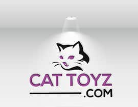 #148 para CatToyz.com Logo for new E-comm Website de fatemaakther423