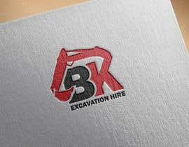#23 for Logo Design for excavation hire business by Mirfan7980