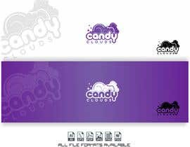 #171 for Design A Logo - Candy Clouds - A Cotton Candy Company by alejandrorosario