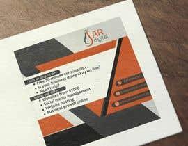 #22 for Promotional Card for JAR Digital by hossainshahriar5