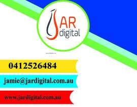 #11 for Promotional Card for JAR Digital by boy826476