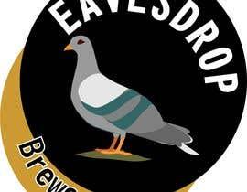 #74 for Eavesdrop Brewery new logos af juliadafne123