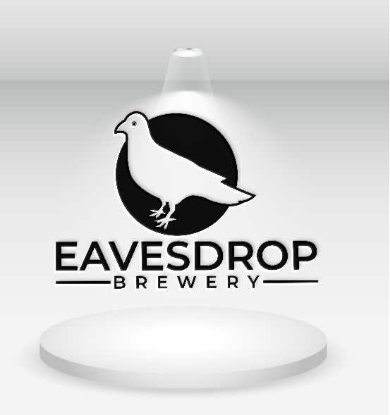Konkurrenceindlæg #33 for Eavesdrop Brewery new logos