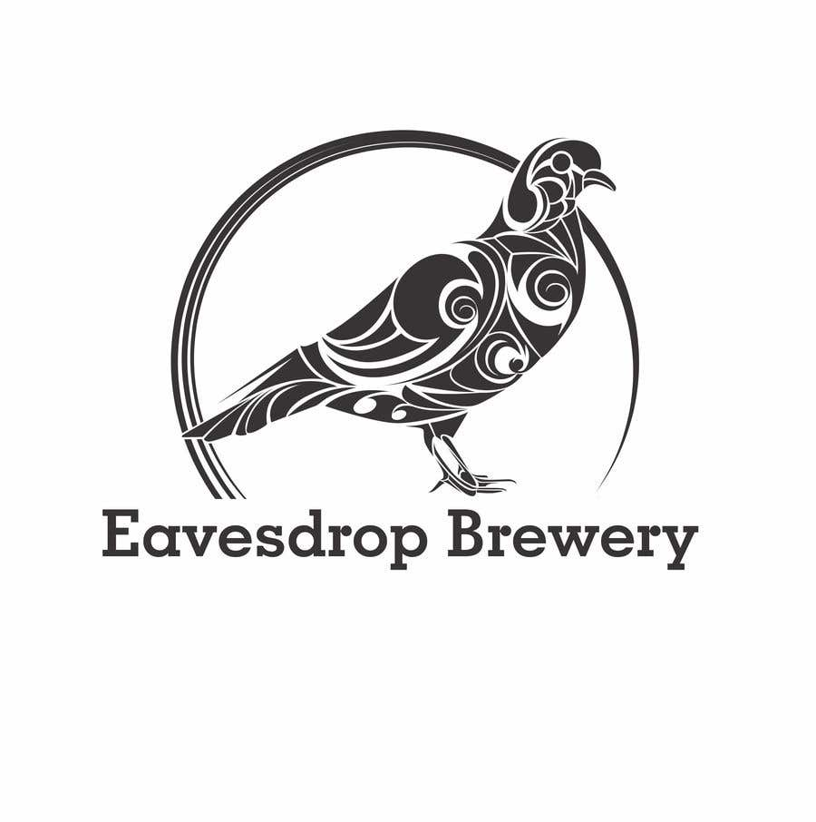 Konkurrenceindlæg #59 for Eavesdrop Brewery new logos