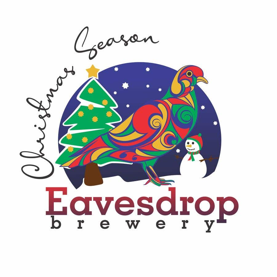 Konkurrenceindlæg #76 for Eavesdrop Brewery new logos
