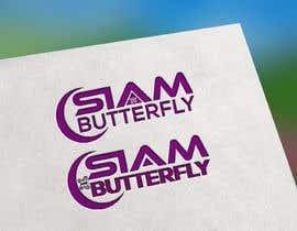 Nro 73 kilpailuun Siam Butterfly Logo käyttäjältä mdmoniruzzamanm2