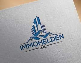 #155 untuk Logo Design for immohelden.de oleh shoheda50