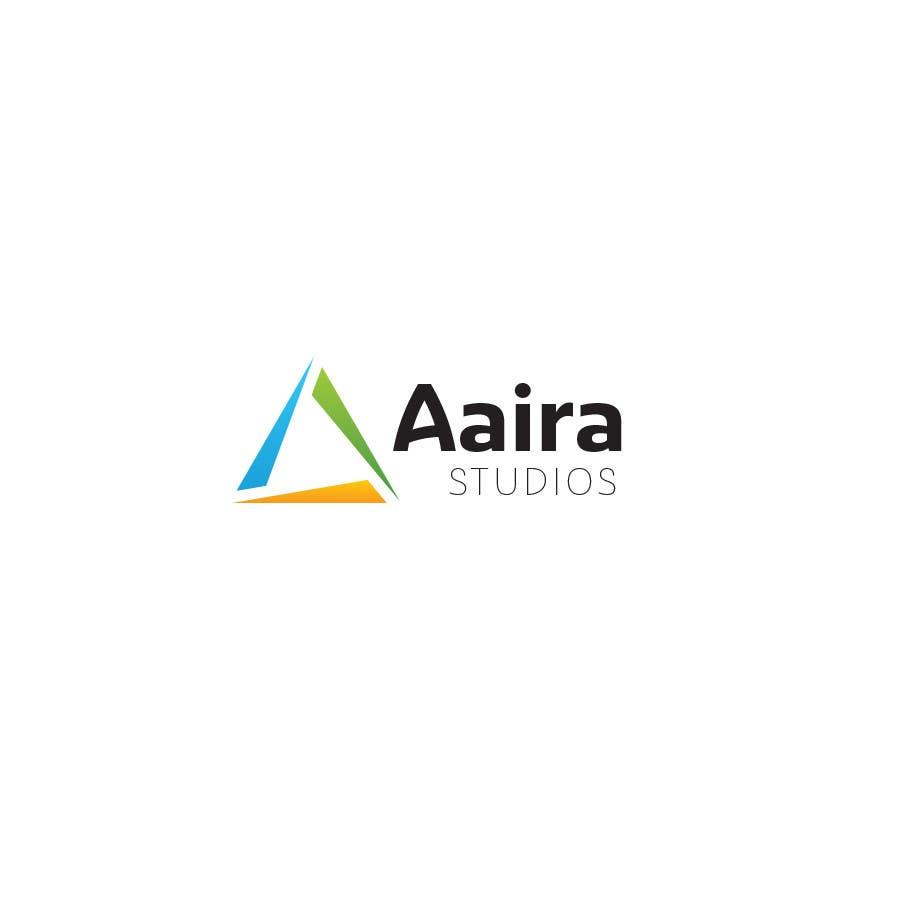 Kilpailutyö #                                        32                                      kilpailussa                                         Design a Logo for Aaira Studios and Vybra Studio with Business cards and Letterheads