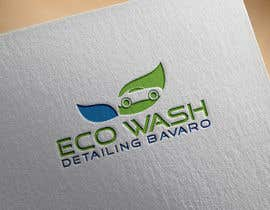 #16 for Eco Wash, Detailing Bavaro. LOGO by Magictool