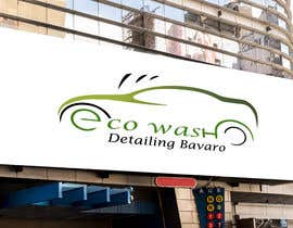 #35 for Eco Wash, Detailing Bavaro. LOGO by Rifat71