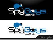 Graphic Design Конкурсная работа №260 для Logo Design for Spy Guys