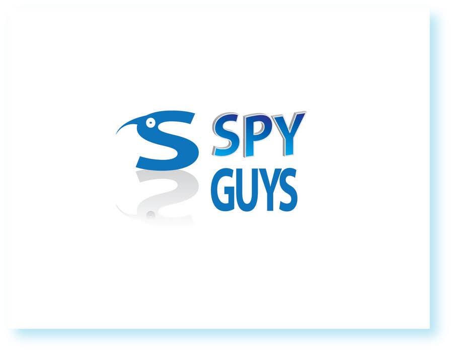 Inscrição nº 229 do Concurso para Logo Design for Spy Guys