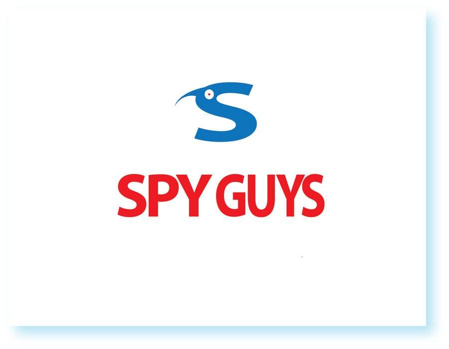 Inscrição nº 230 do Concurso para Logo Design for Spy Guys
