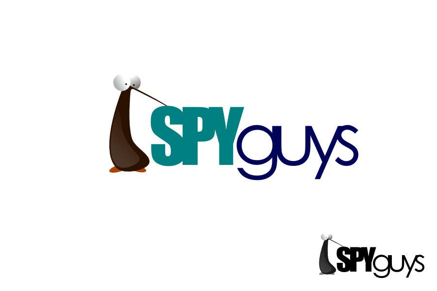 Конкурсная заявка №246 для Logo Design for Spy Guys