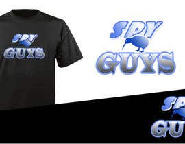 #332 para Logo Design for Spy Guys por Christian027