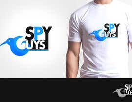 nº 354 pour Logo Design for Spy Guys par kishoregfx