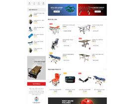 #34 for Web Page Design by tajenul
