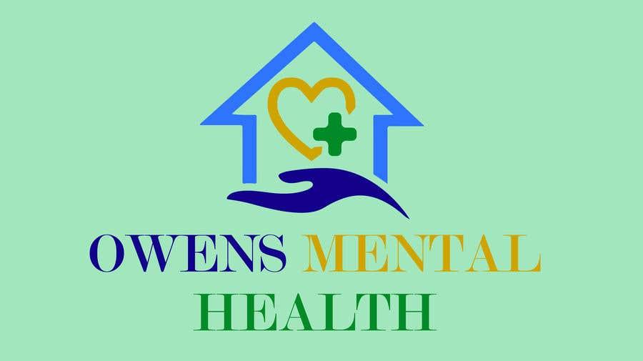Penyertaan Peraduan #954 untuk Owens Mental Health