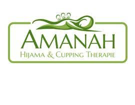#55 cho Logo Amanah Hijama & Cupping Therapie bởi ricardoher