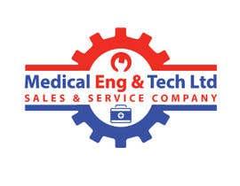 #41 untuk redesign Logo for Medical device sales and service company oleh ashfaqadil54