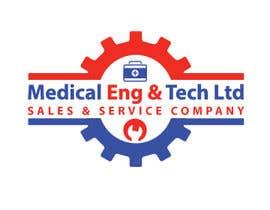#42 untuk redesign Logo for Medical device sales and service company oleh ashfaqadil54