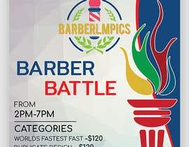 Nro 56 kilpailuun event flyer barber battle käyttäjältä SwiftTech3