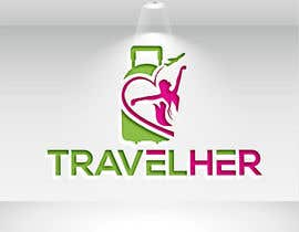 #130 for Create us a logo for a female travel company af jakirjack65