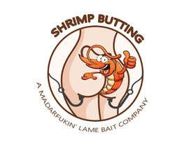 #129 for Create a high quality design for a packaging label to be used on fishing bait. Use a fishing hook, shrimp, the company name etc to create a quality label that can be used across a variety of various fishing baits that we sell. af fortieight