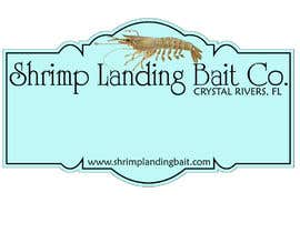 #98 for Create a high quality design for a packaging label to be used on fishing bait. Use a fishing hook, shrimp, the company name etc to create a quality label that can be used across a variety of various fishing baits that we sell. af deezzee1