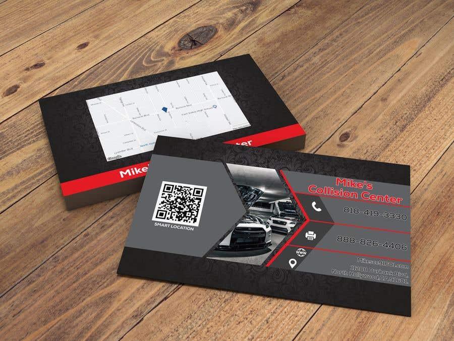 Конкурсная заявка №41 для Need business card designed front and back