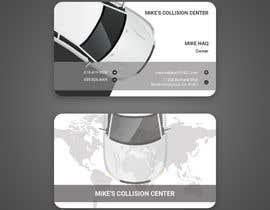 #70 untuk Need business card designed front and back oleh kornelhawee