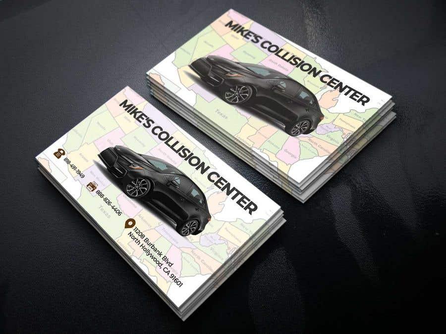 Конкурсная заявка №71 для Need business card designed front and back