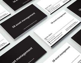 #105 для Business Card with logo wanted от abdesigngraph