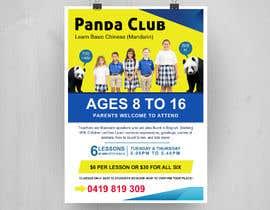 #29 for Panda Club af asifjoseph
